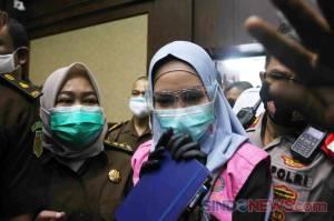 Jaksa Pinangki Jalani Sidang Lanjutan