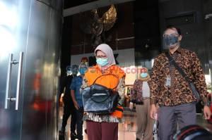 Mantan Direktur Utama Jasa Marga Desi Arryani Jalani Pemeriksaan Lanjutan