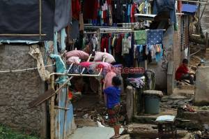 Dampak Pandemi Covid-19, Angka Kemiskinan Naik 0,56 Persen