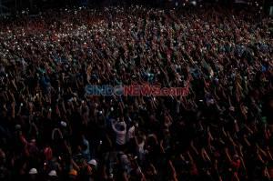 Gelombang Unjuk Rasa Anti-Monarki Terus Berlanjut di Bangkok