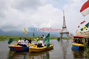 Peringatan Hari Santri Nasional 2020 di Radesa Wisata Tuntang