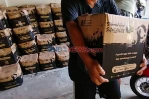 Pemprov DKI Jakarta Kembali Bagikan Bansos untuk Warga Terdampak Covid-19