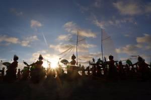 Festival Gau Maraja, Jaga Kelestarian Nilai Seni Budaya Sulawesi Selatan