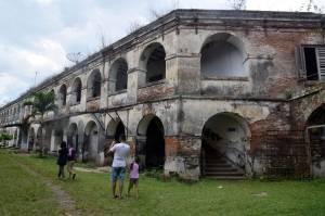 Kokohnya Fort Willem I, Benteng Pendem Tinggalan Belanda di Ambarawa