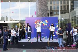 Rangkaian HUT ke-31 MNC Group, Hary Tanoesoedibjo buka MNC Virtual Ride