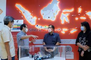 Wujudkan Harapan, YDBA Gandeng Sarandi dalam Supply Produk UMKM