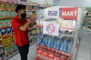 Minimarket di Tangerang Boikot Produk Prancis
