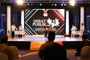 Debat Perdana Pilwali Kota Surabaya