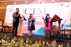 Perhelatan ICTM 2020 Dongkrak Pemulihan Ekonomi dan Pariwisata
