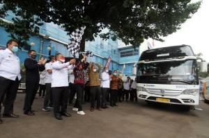 BP2MI Gandeng Damri Beri Fasilitas Transportasi Pekerja Migran Indonesia