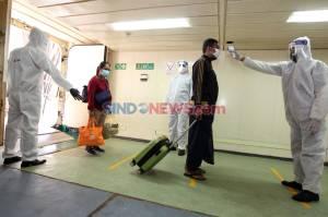 Penerapan Protokol Kesehatan Penumpang Angkutan Laut di KM Doro Londa