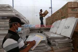 KPU Kota Surabaya Mulai Siapkan Logistik Pilkada Surabaya 2020
