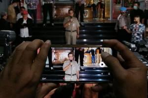 Hampir 10 Jam Diperiksa, Anies Baswedan Tinggalkan Polda Metro Jaya