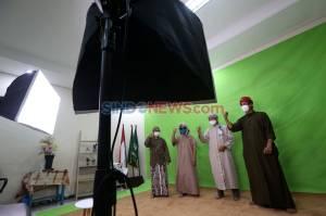 Terapkan Prokes, Sekolah Kreatif SD Muhammadiyah 16 Surabaya Rayakan Milad Muhammadiyah Secara Virtual