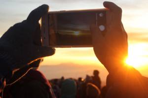 Berburu Sunrise di Bukit Penanjakan Bromo