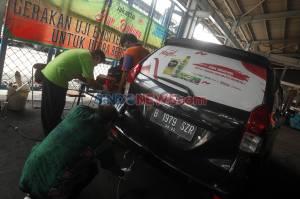 Jaga Kualitas Udara Jakarta, DLHK DKI Rutin Gelar Uji Emisi Gratis