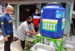 Herbalife Bangun Fasilitas Sanitasi di Kabupaten Tangerang
