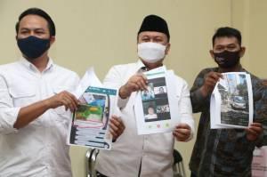 Gus Amik Laporkan Dugaan Pelanggaran Pilkada Surabaya ke Bawaslu
