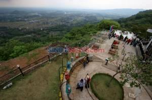 Menikmati Yogyakarta dari ketinggian di Heha Sky View