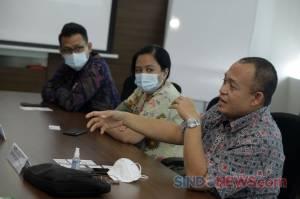Berkunjung ke Media Portal Indonesia, BRI Paparkan Program Pemulihan UMKM di Masa Pandemi