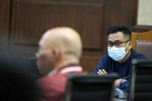 Andi Irfan Jaya Jalani Sidang Lanjutan Kasus Suap Pengurusan Fatwa MA Terkait Djoko Tjandra