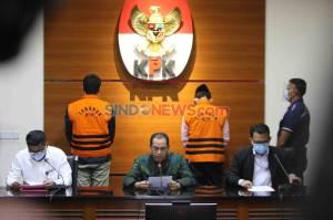 KPK Tahan Mantan Anggota BPK Rizal Djalil dan Leonardo Jusminarta Prasetyo Terkait Kasus Suap
