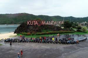 Mister Aladin Road Trip Protokol CHSE Kunjungi Sirkuit Mandalika Lombok