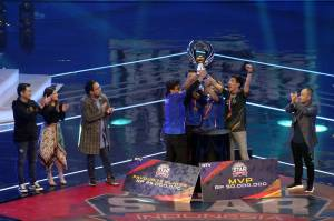 Bermain Kompak, Blue Rhinos Juarai Esports Star Indonesia 2020