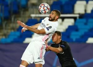 Borong Dua Gol, Benzema Pastikan Real Madrid ke Babak 16 Besar Liga Champions
