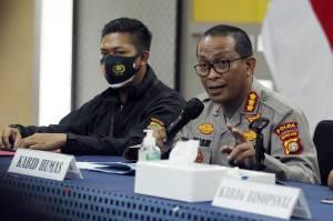 Polda Metro Jaya Tetapkan Habib Rizieq Sebagai Tersangka