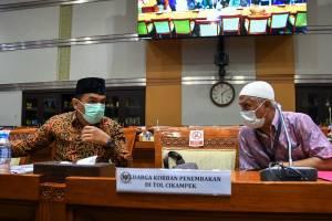 Tuntut Keadilan, Keluarga Laskar FPI Korban Penembakan Datangi DPR