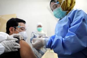 RSI Surabaya Gelar Simulasi Vaksinasi Covid-19