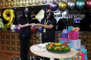 MNC Insurance Gelar Perayaan HUT ke-9 Secara Sederhana