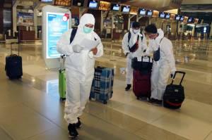 Transportasi Udara Terapkan Protokol Kesehatan Secara Ketat