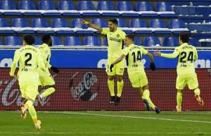 Bekuk 2-1 Alaves, Atletico Kembali Puncaki Klasemen