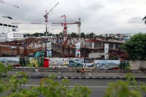 Sediakan 2.087 Ruang Usaha, Pasar Senen Jaya Blok 1 dan 2 Selesai Dibangun April 2022