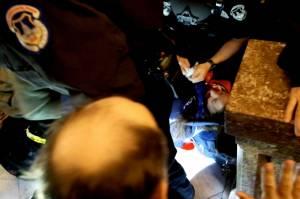 Seorang Perempuan Tertembak Saat Menerobos Gedung Capitol di Washington DC