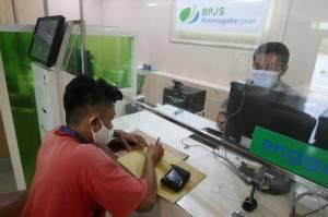 BP Jamsostek Siapkan Rp5 Miliar Santunan Korban Sriwijaya Air SJ182