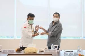 Dukung Petani Indonesia, Mentan Ajak MNC Group Bersinergi di Sektor Pertanian