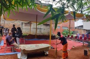 Begini Persiapan Pemakaman Jenazah Pramugara Sriwijaya AirSJ182 Okky Bisma