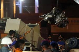 Turbin Pesawat Sriwijaya Air SJ 182 Kembali Ditemukan