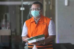 KPK Perpanjang Masa Tahanan Mantan Menteri KKP Edhy Prabowo