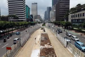 Pembangunan MRT Jakarta Fase II Diprediksi Molor Hingga 2027