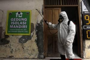 Bertambah 13.094, Kasus Covid-19 Indonesia Lewati 1 Juta Orang