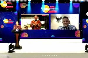 BTN Raih Indonesia Public Relation Award 2021