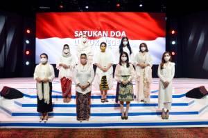 9 Srikandi Persembahkan Satukan Doa untuk Negeri