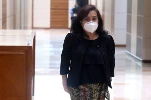 Andari Yuriko Ikuti Fit and Proper Test Calon Hakim Agung Ad Hoc Hubungan Industrial