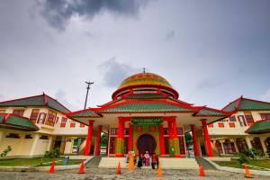 Masjid Babah Alun Desari, Destinasi Wisata Religi di Jakarta Selatan