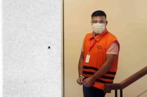 Pemeriksaan Lanjutan Tersangka Andreau Pribadi Terkait Suap Izin Ekspor Benur