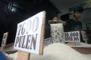 Impor Beras Indonesia Bisa Pengaruhi Harga Global